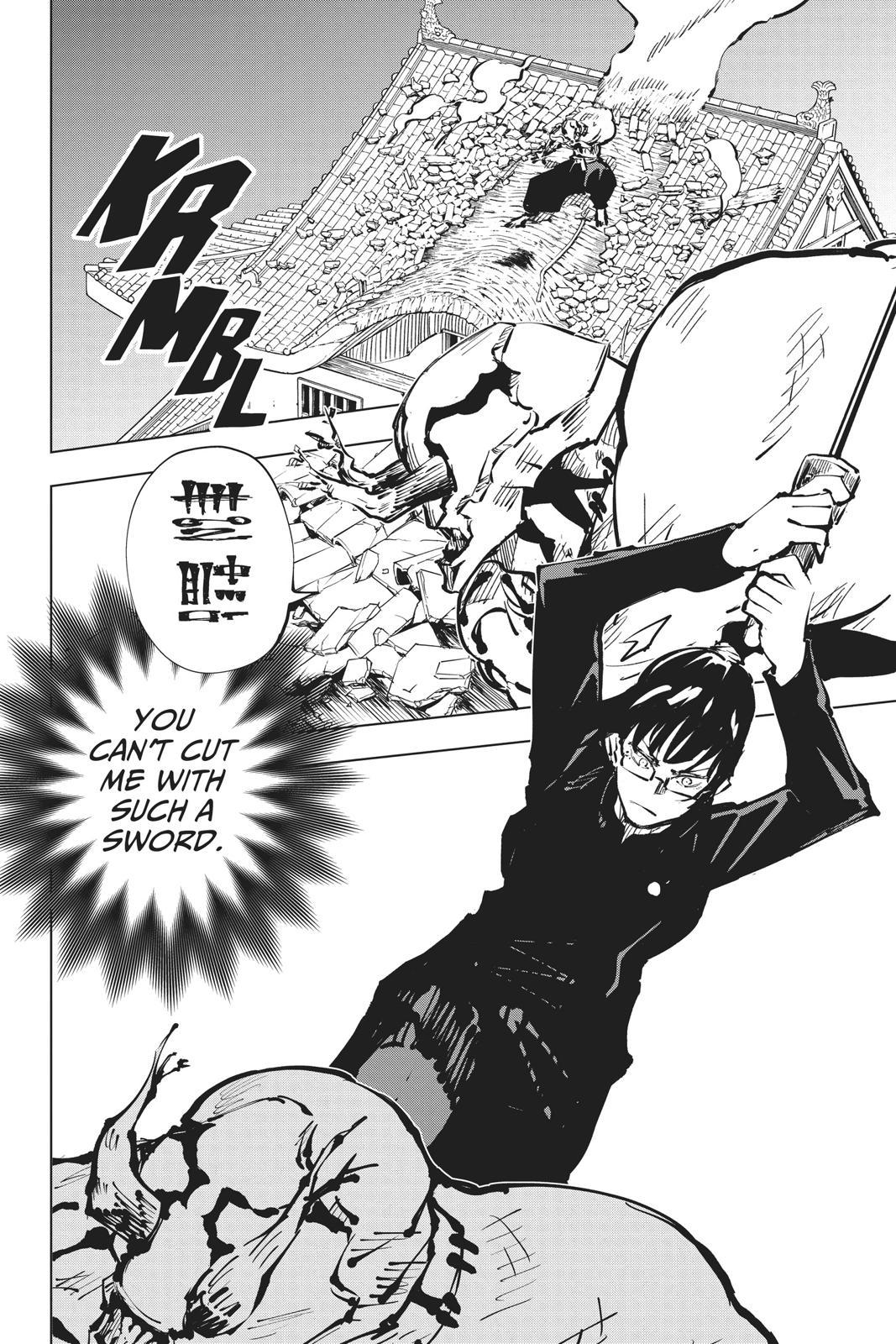 Jujutsu Kaisen, Chapter 46 image 018