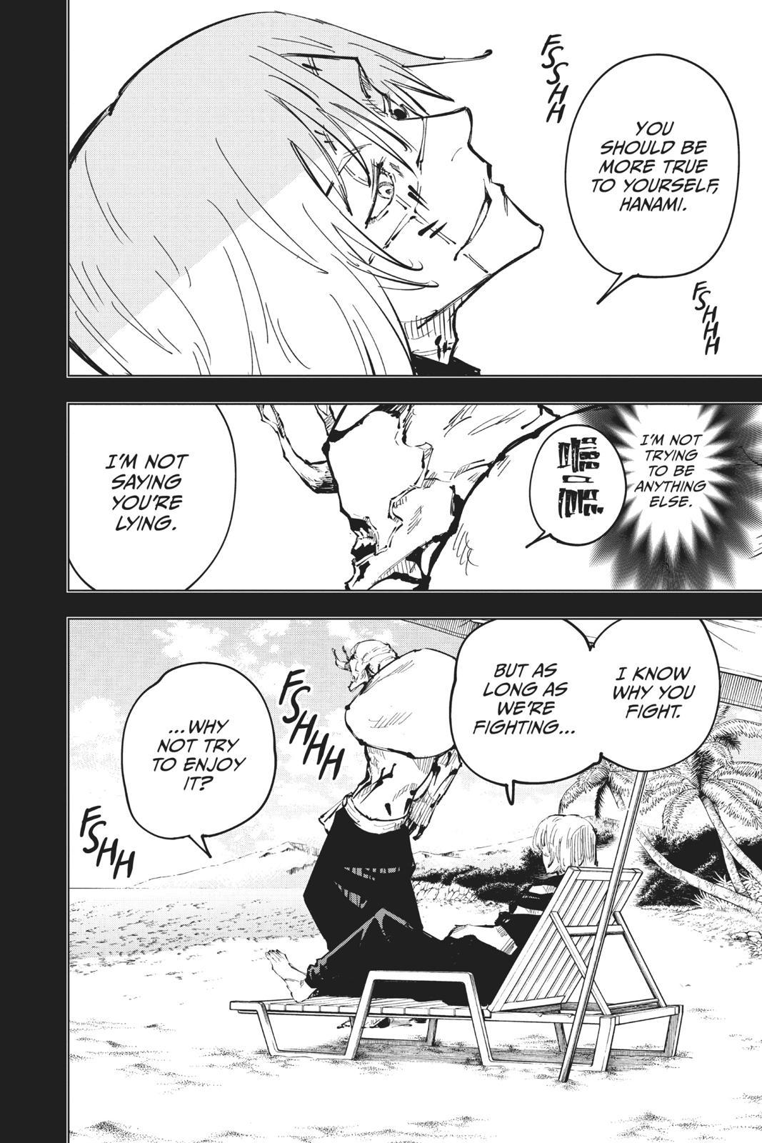 Jujutsu Kaisen, Chapter 49 image 016