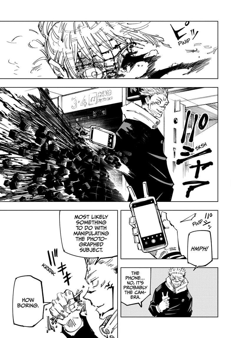 Jujutsu Kaisen, Chapter 112 image 015