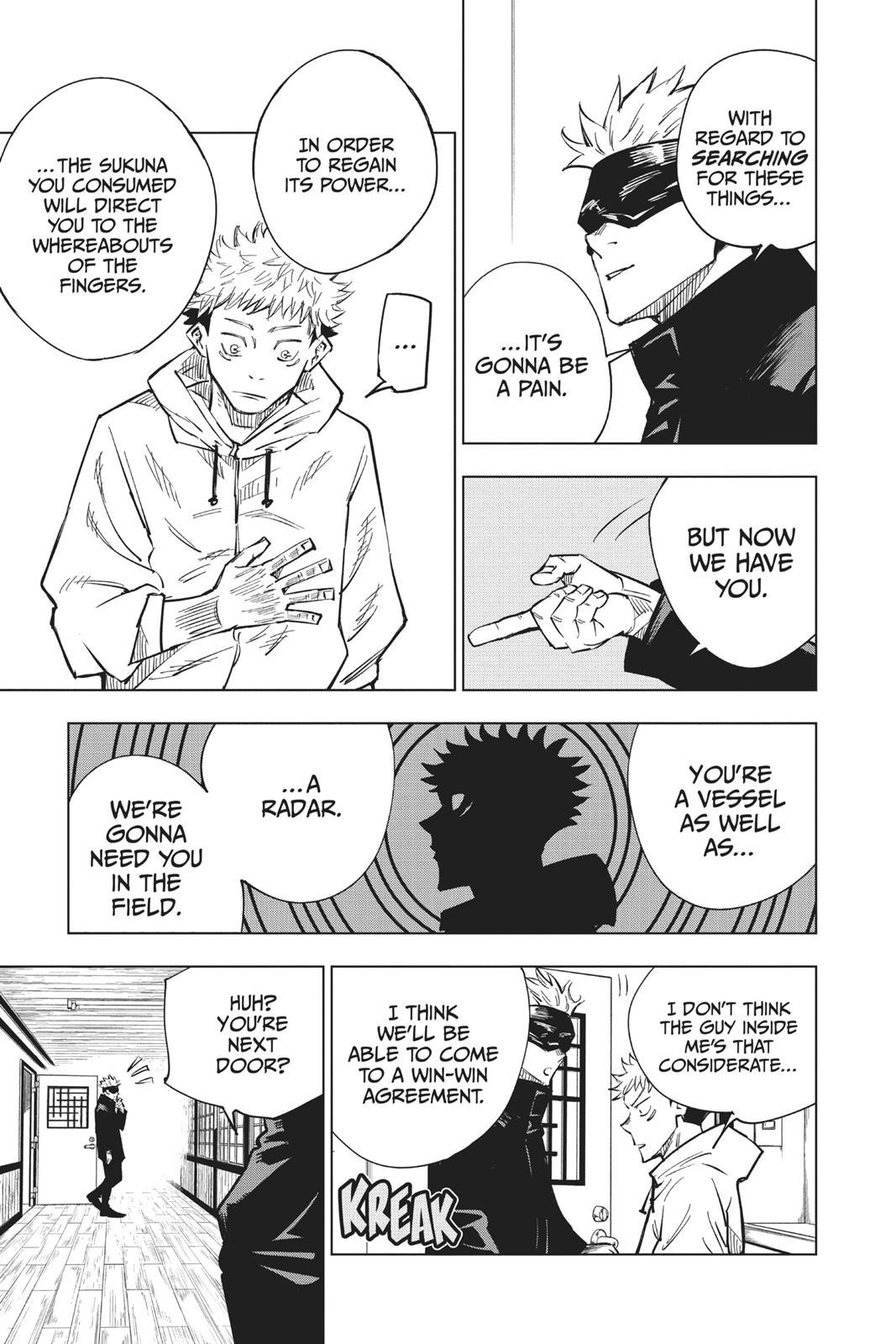 Jujutsu Kaisen, Chapter 3 image 020