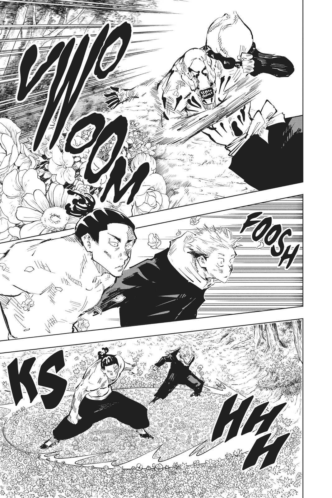 Jujutsu Kaisen, Chapter 49 image 019