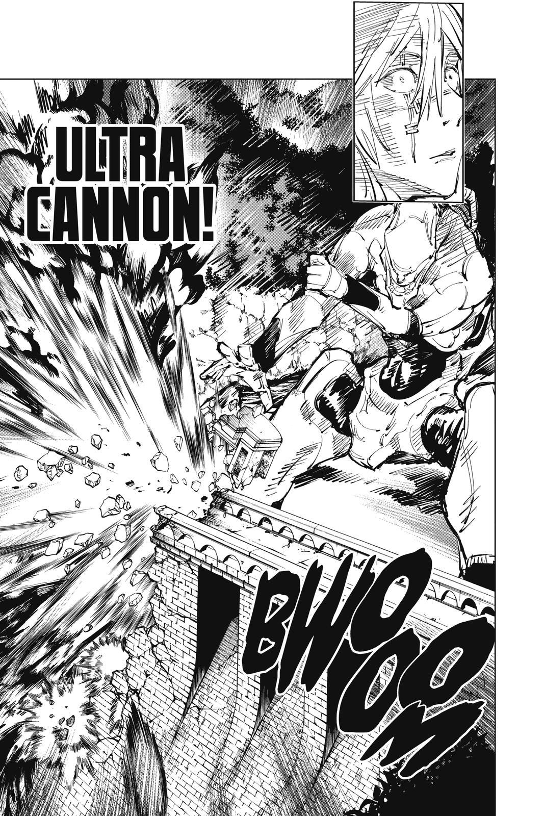 Jujutsu Kaisen, Chapter 80 image 018