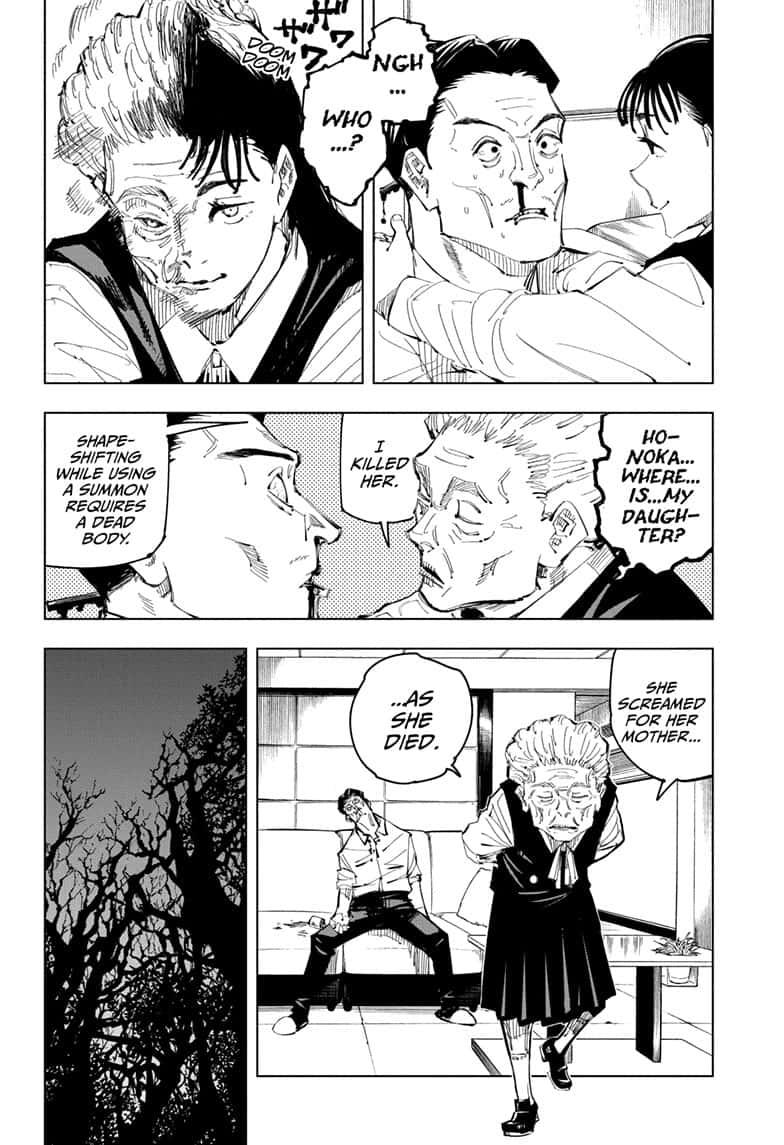 Jujutsu Kaisen, Chapter 96 image 004