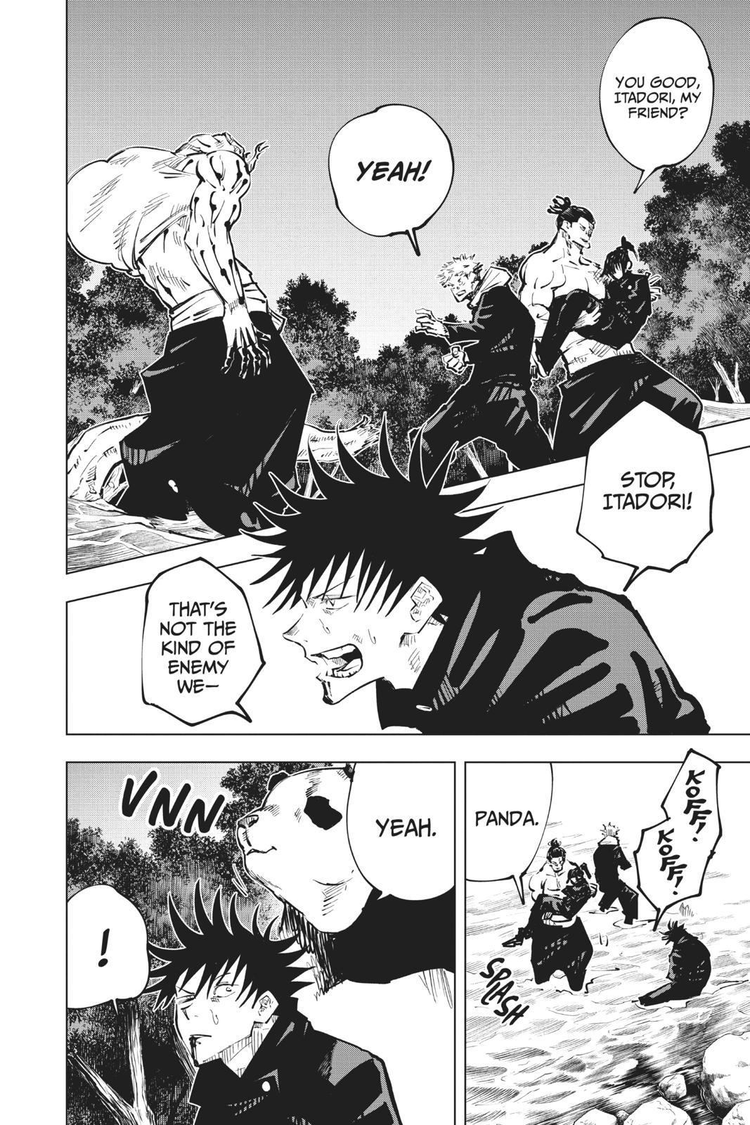 Jujutsu Kaisen, Chapter 48 image 002