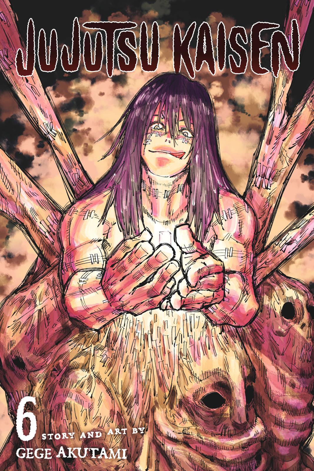 Jujutsu Kaisen, Chapter 44 image 001
