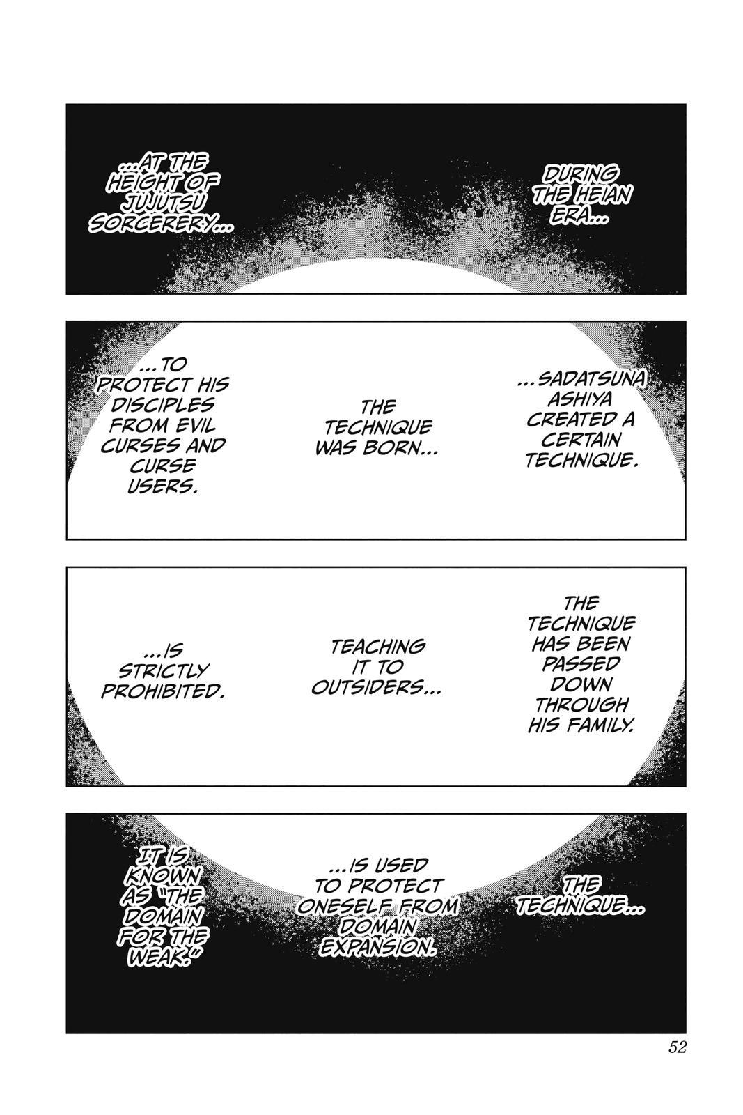 Jujutsu Kaisen, Chapter 82 image 006