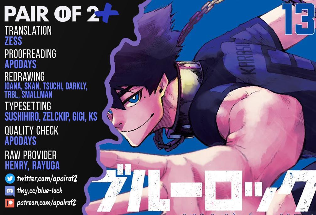 Blue Lock, Chapter 124 image 002