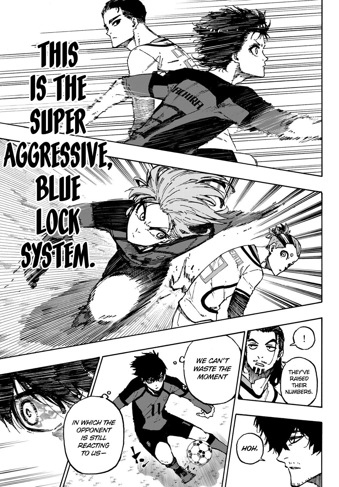 Blue Lock, Chapter 113 image 006