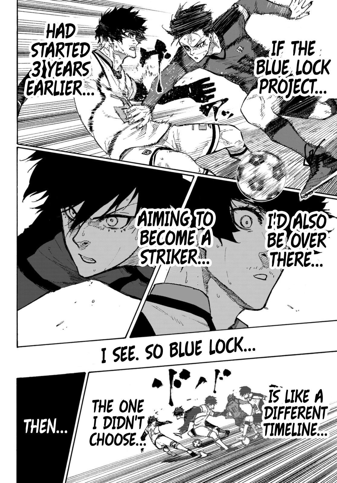 Blue Lock, Chapter 134 image 017