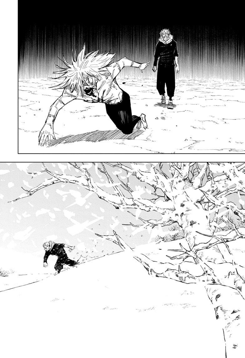 Jujutsu Kaisen, Chapter 132 image 014