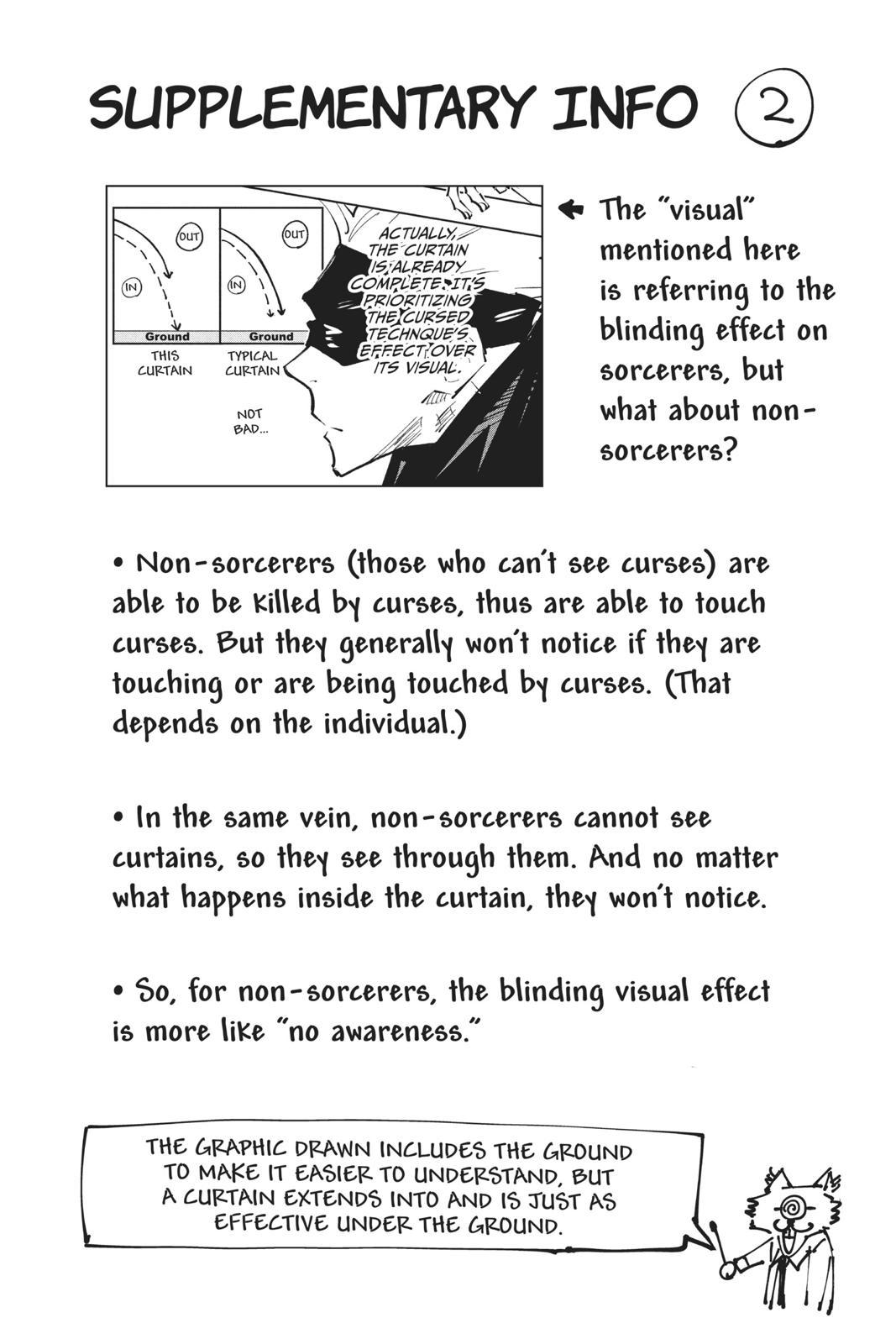 Jujutsu Kaisen, Chapter 45 image 019