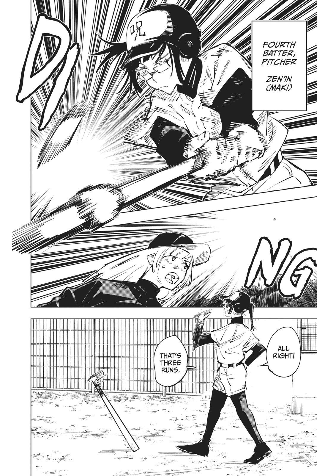 Jujutsu Kaisen, Chapter 54 image 012