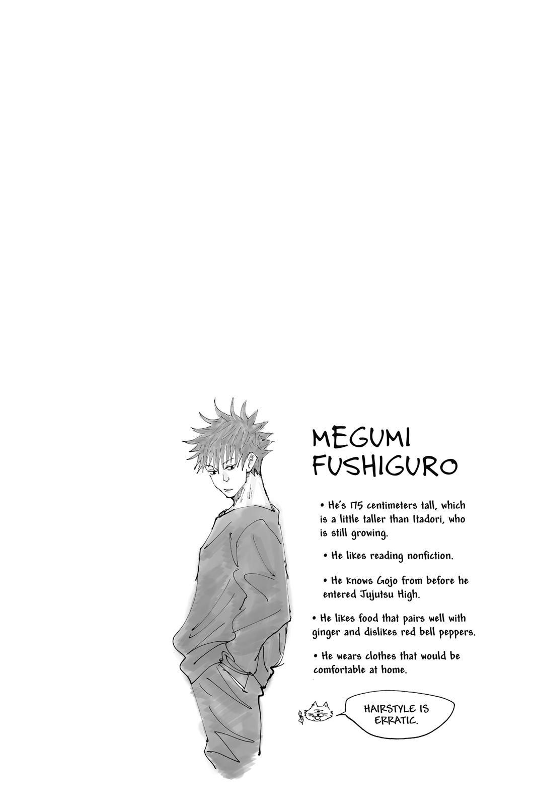 Jujutsu Kaisen, Chapter 3 image 023